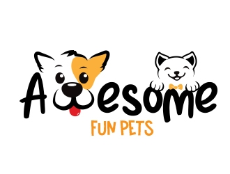 Awesome Fun Pets logo design by avatar