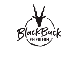 BlackBuck Petroleum logo design