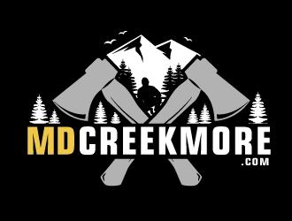 MDCreekmore.com logo design