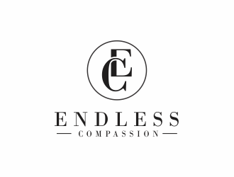 Endless Compassion logo design