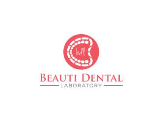Beauti Dental Laboratory logo design