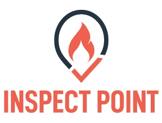 Inspect Point logo design