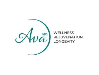 Ava Rejuvenation / Ava Wellness MD logo design