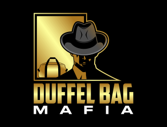 Duffel Bag Mafia logo design
