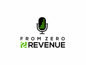 From Zero 2 Revenue logo design