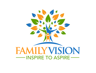 Family Vision logo design
