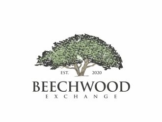 Beechwood Exchange logo design