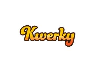 Kwerky logo design