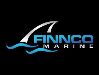 Finnco Marine logo design