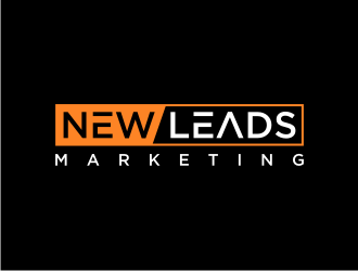 New Leads Marketing logo design