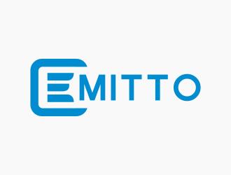 EMITTO logo design