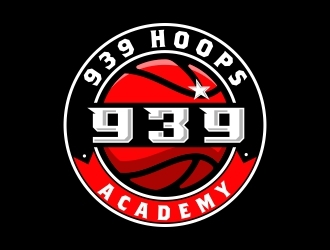 939 Hoops Academy logo design by rizuki