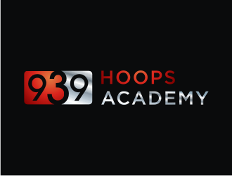939 Hoops Academy logo design by bricton