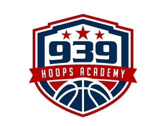 939 Hoops Academy logo design by jaize