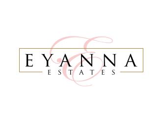 Eyanna Estates  logo design
