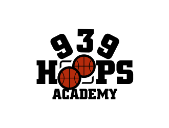 939 Hoops Academy logo design by monster96