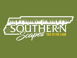 Southern Scapes Logo Design