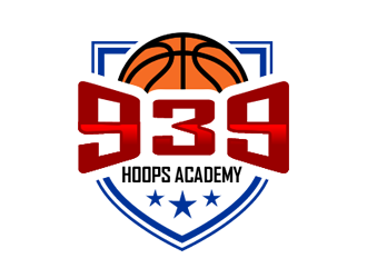 939 Hoops Academy logo design by Coolwanz