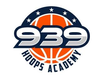 939 Hoops Academy logo design by daywalker