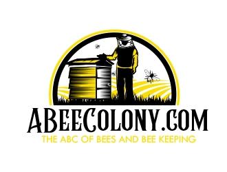 ABeeColony.com logo design