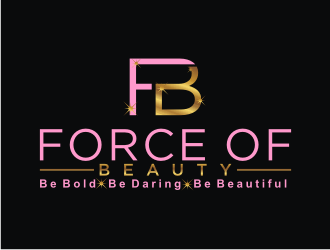 Force Of Beauty LLC logo design winner