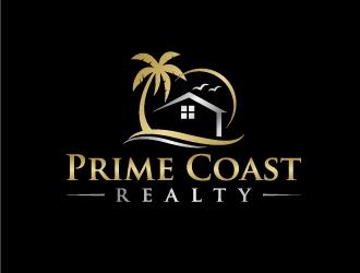 Prime Coast Realty logo design
