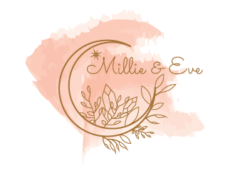 Millie & Eve logo design