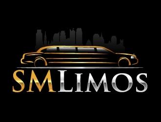 S M Limos logo design