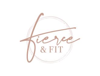 Fierce & Fit logo design