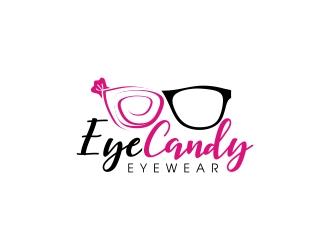 EyeCandy Eyewear logo design