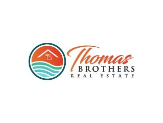 Thomas Brothers Real Estate  logo design