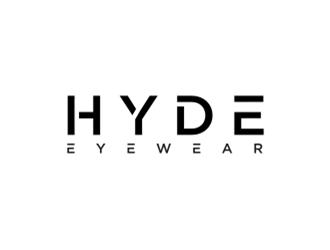 Hyde logo design