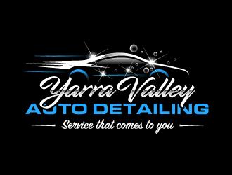 Yarra Valley Auto Detailing logo design