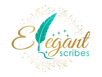 Elegant Scribes logo design