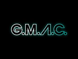 G.M.A.C.  logo design