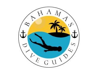 Bahamas Dive Guides logo design