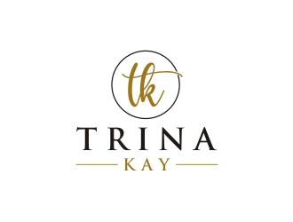 Trina Kay logo design