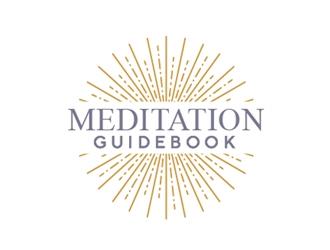 Meditation Guidebook logo design