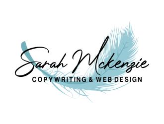 Sarah McKenzie Copywriting & Web Design logo design