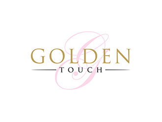 Golden Touch logo design
