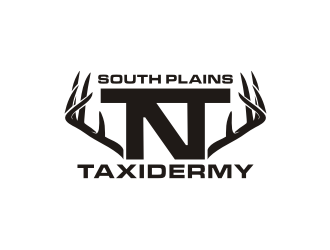 South plains TNT Taxidermy  logo design