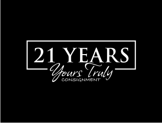 Yours Truly Consignment logo design