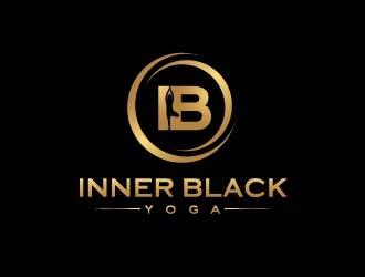 Inner Black  logo design by usef44