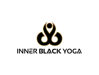Inner Black  logo design by changcut