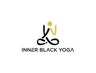 Inner Black  logo design by pel4ngi