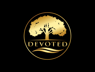 Devoted  logo design