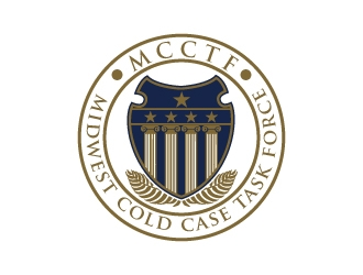 Midwest Cold Case Task Force logo design