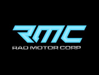 Rad Motor Corp; RMC logo design winner