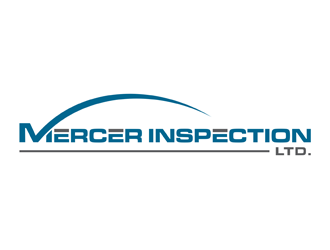 Mercer Inspection Ltd. logo design