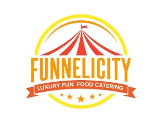 Funnelicity logo design